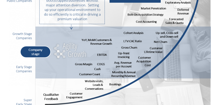 Credibility and Premium Valuations III, SaaS Data & Analytics Definitions